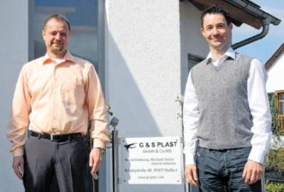 Geschäftsführung G & S Plast
